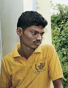 Lingaram Kadopi from Chhattisgarh