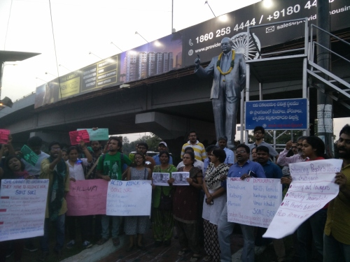 Hyderabad 21 feb 2016