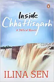 Book Cover of Inside Chhattisgarh